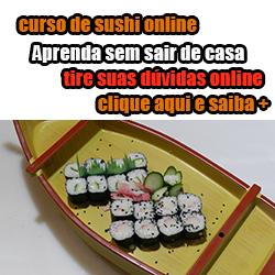 Curso ensina Como fazer Sushi O...